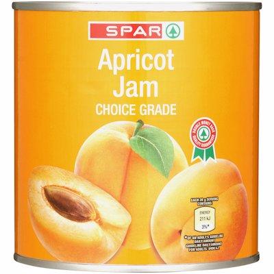 SPAR APRICOT JAM 900G