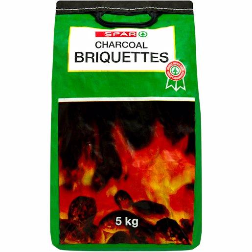 SPAR BRIQUETTES 5KG