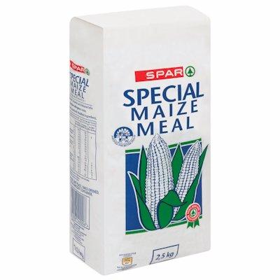 SPAR SUPER MAIZE MEAL 2.5KG
