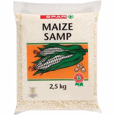 SPAR MAIZE SAMP 2.5KG