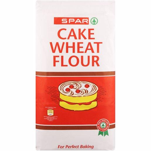 SPAR CAKE FLOUR 2.5KG