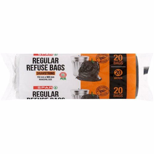 SPAR REF BIG BLACK ROLL 20'S
