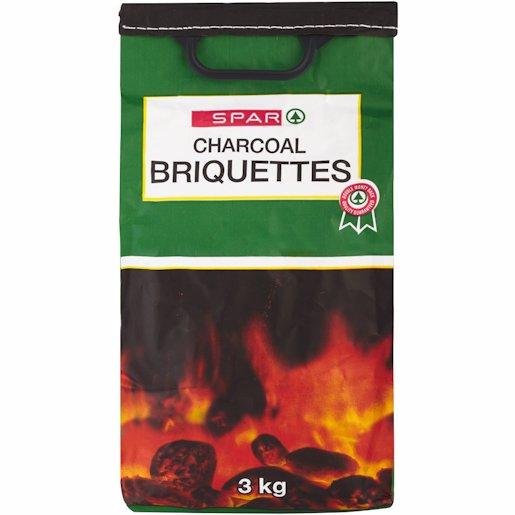 SPAR BRIQUETTES 3KG.
