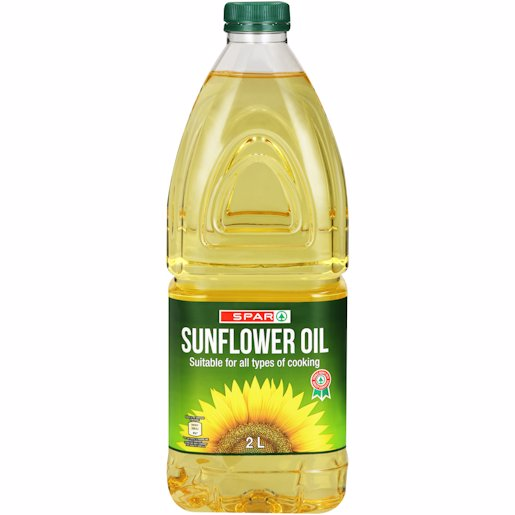 SPAR S/FLOWER COOKING OIL 2LT