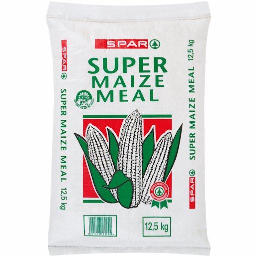 SPAR SUPER MZE/MEAL POLY 12.5K