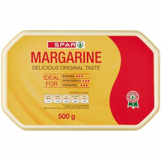 SPAR MARGARINE TUB 500G