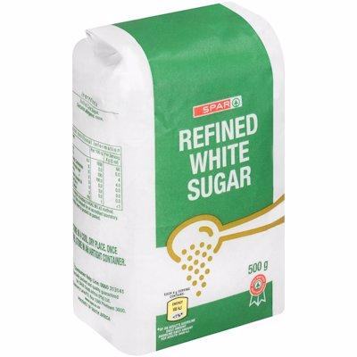 SPAR SUGAR WHITE 500GR