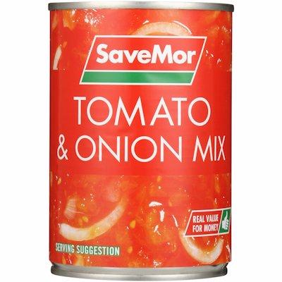 S/MOR TOMATO/ONION MIX 410GR