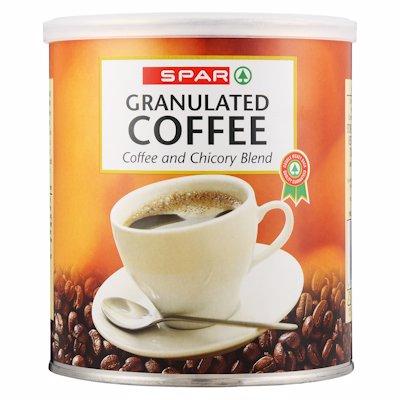 SPAR GRANULATED COFFEE & CHICORY BLEND 250G