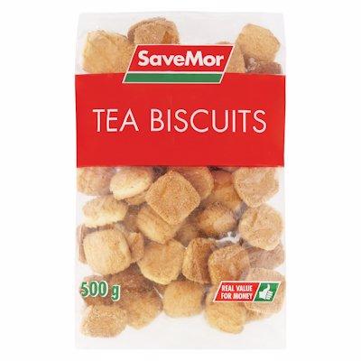 S/MOR TEA BISCUITS 500G