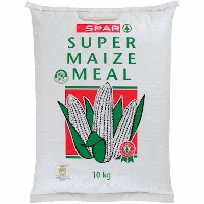 SPAR SUPER M/MEAL POLY 10KG