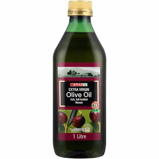 SPAR OLIVE OIL EXTRA VIRG 1L