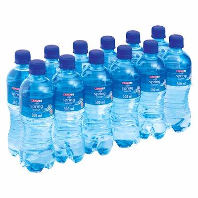 SPAR MIN WATER STILL 500ML