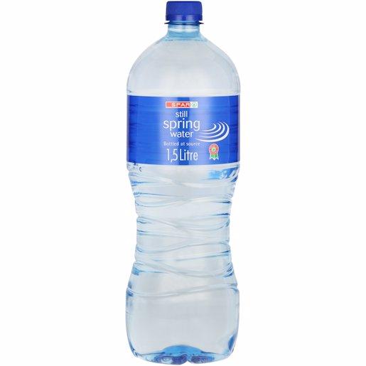 SPAR WATER STILL 1.5L