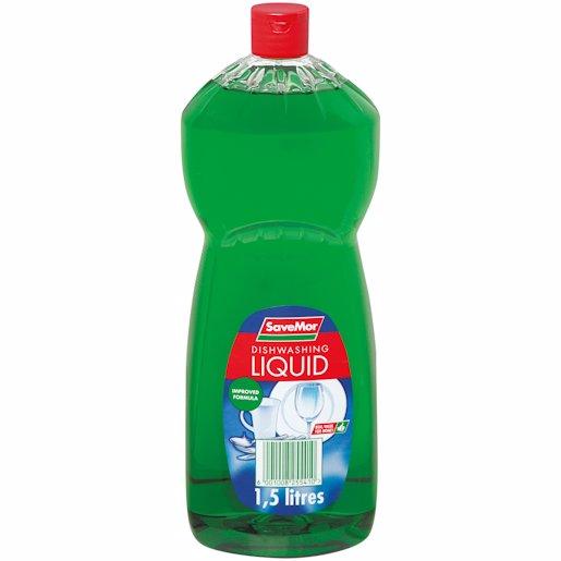SAVEMOR DISHWASH LIQUID 1.5L