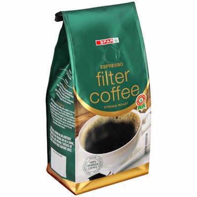 SPAR ESPRESSO FILTER COFFEE 250G