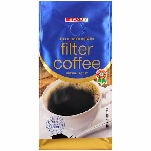 SPAR COFFEE BLUE MOUNTAIN 250G