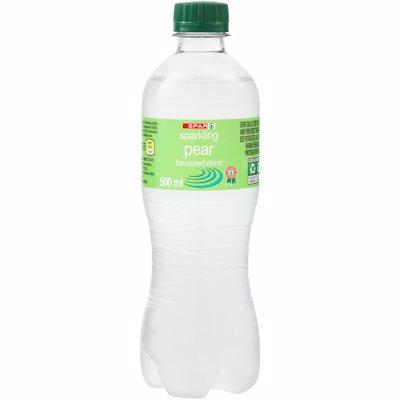 SPAR MIN WATER PEAR 500ML