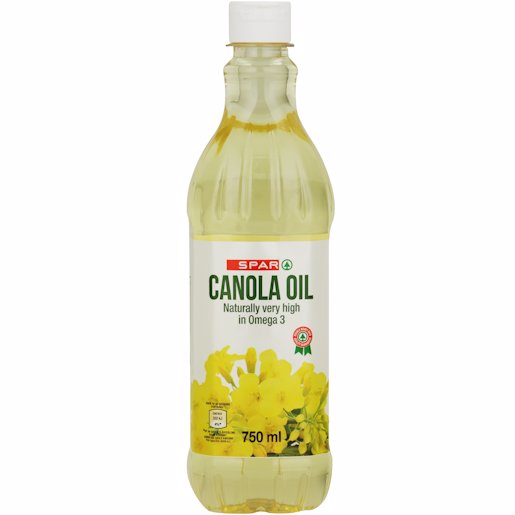 SPAR CANOLA OIL 750ML 750ML