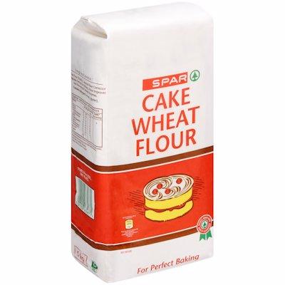 SPAR CAKE WHEAT FLOUR 5KG