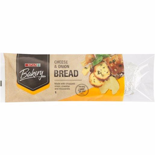 FRESHLINE CHE/ONION BREAD 330GR