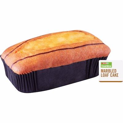 F/L MARBLED CAKE 1'S