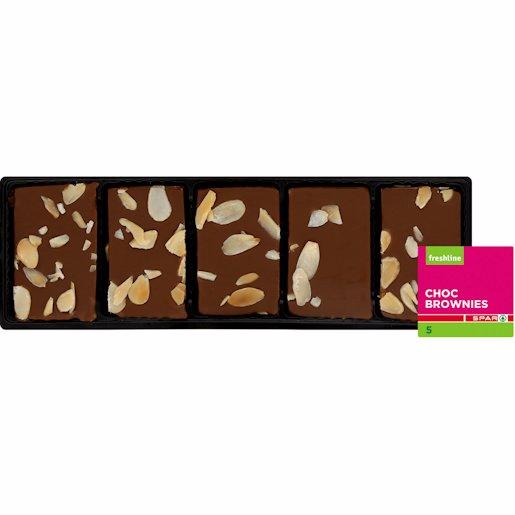 F/LINE-CHOCOLATE BROWNIES 5'S