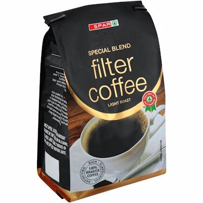 SPAR SPECIAL BLEND FILTER COFFEE 500G
