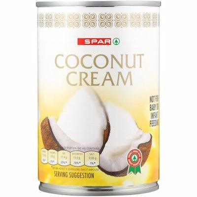 SPAR COCONUT CREAM 400ML