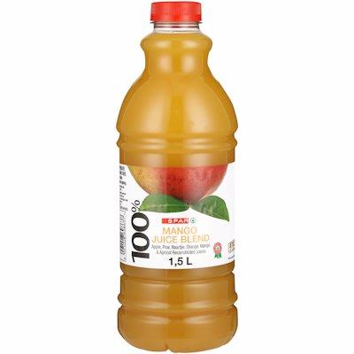 SPAR 100% F/JUICE MANGO 1.5LT
