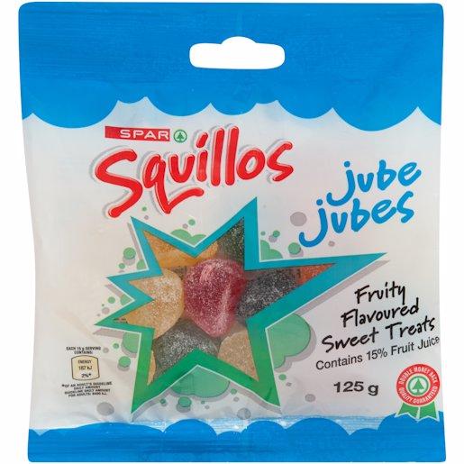 SPAR SQUILLO JUBE JUBE 125GR