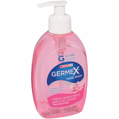 SPAR GERMEX HAND WASH ORCHID & VANILLA 250ML