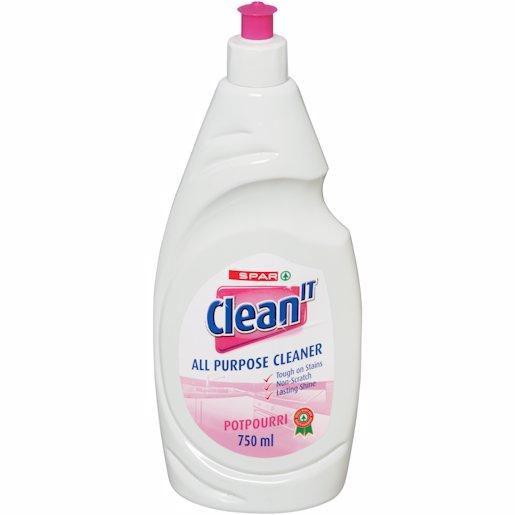 SPAR CLEANIT APC POTPOURR 750ML