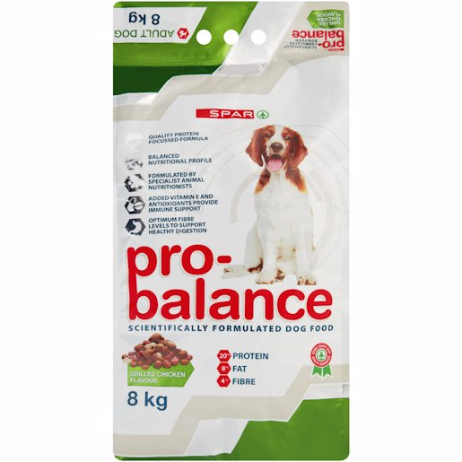 SPAR PRO BALANCE DOG CHIC 8KG