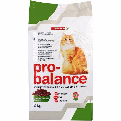 SPAR PRO BALANCE CAT CHIC 2KG