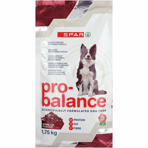 SPAR PRO BAL DOG PR/ RIB 1.75K