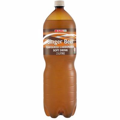 SPAR GINGER BEER FLAVOURED SOFT DRINK 2LT
