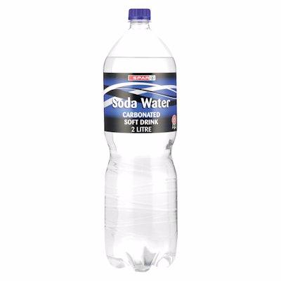 SPAR SODA WATER SOFT DRINK 2LT
