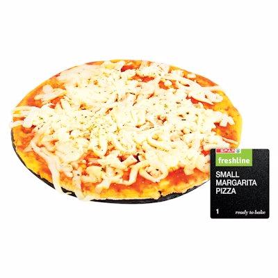 F/L SMALL PIZZA MARGARITA 1'S
