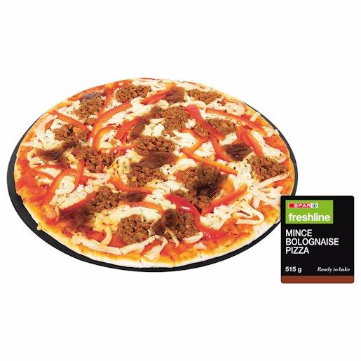 F/L LARGE PIZZA MINCE BOL 515GR