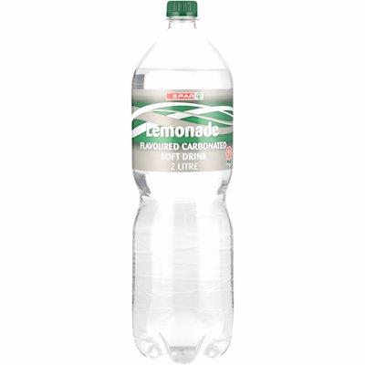SPAR LEMONADE FLAVOURED DRINK 2LT