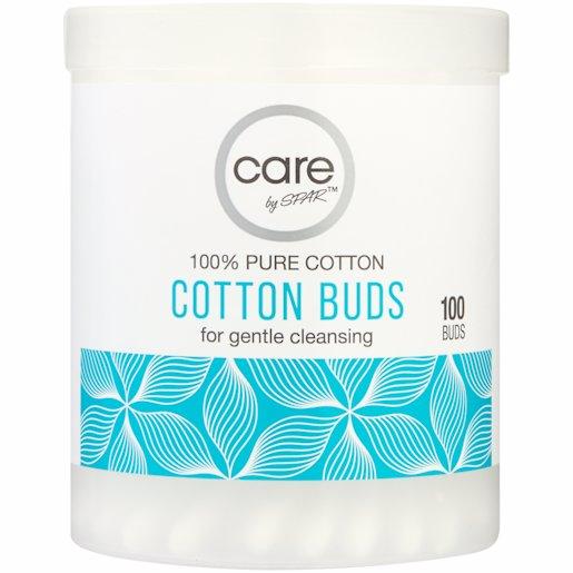 SPAR COTTON BUDS TUB 100'S