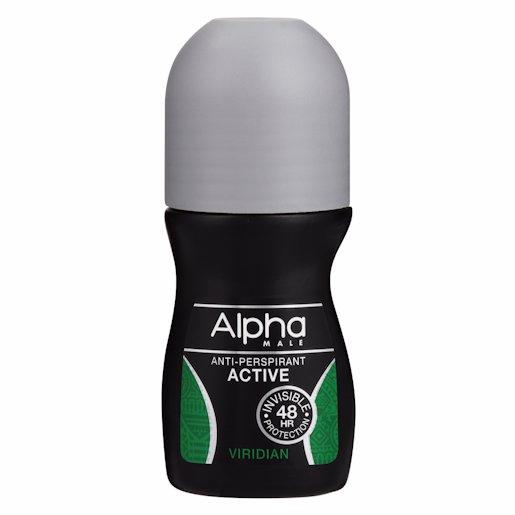 ALPHA R/ON VIRIDIAN 50ML