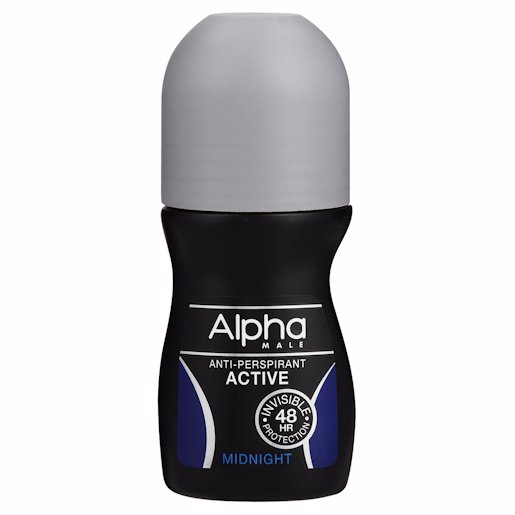 ALPHA R/ON MIDNIGHT 50ML