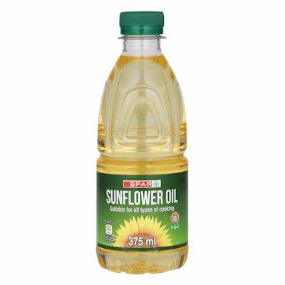 SPAR COOKING OIL S/FLOWER 375ML