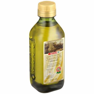 SPAR OLIVE OIL X/VIR SPAN 250ML