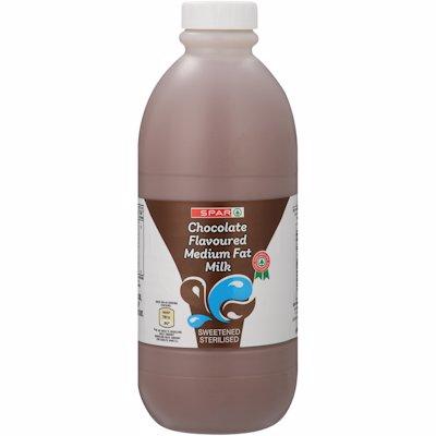 SPAR MILK CHOCOLATE 1LT