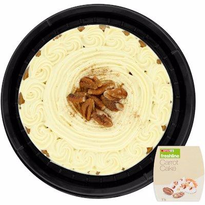 FRESHLINE CARROT CAKE 1'S