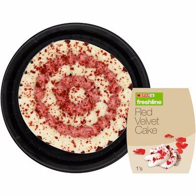 FRESHLINE RED VELVET CAKE 1'S