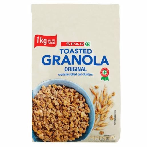 SPAR GRANOLA ORIGINAL 1KG